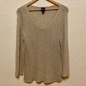 Eileen Fisher Long Sleeved Knit Sweater
